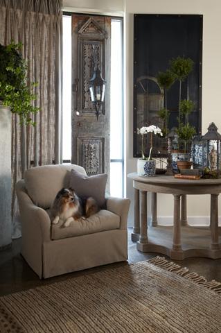 Lillian August Fine Furniture - Mayfair Chair - LA7125C