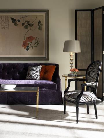 Lillian August Fine Furniture - Camille Sofa - LA7141S