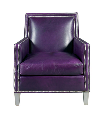 Lillian August Fine Furniture - Niles Chair - LL4123C