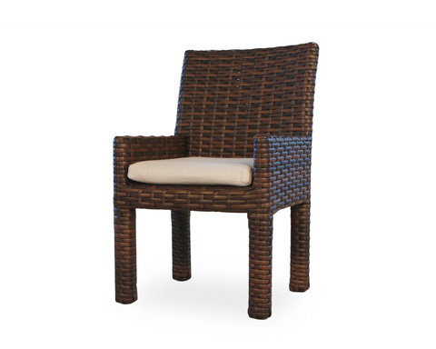Lloyd Flanders - Contempo Dining Arm Chair - 38001