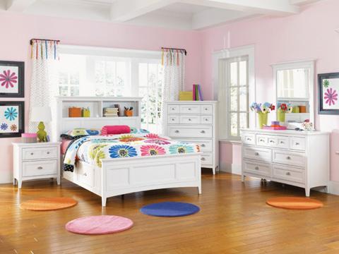 Magnussen Home - Kenley White Seven Drawer Dresser - Y1875-20