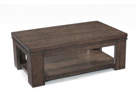 Magnussen Home - Rectangular End Table - T2284-03