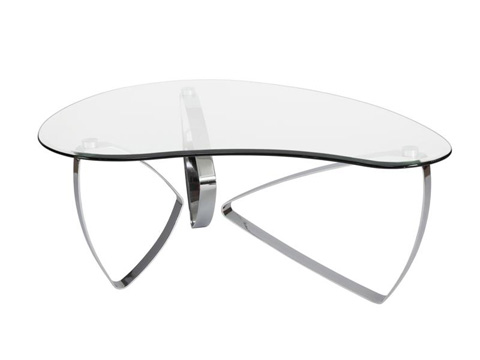 Magnussen Home - Shaped Cocktail Table - T3507-62