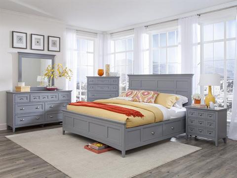 Magnussen Home - Double Dresser - B3572-22