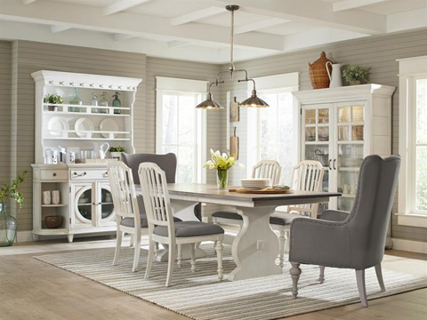 Magnussen Home - Dining Side Chair - D3681-62