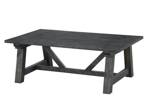 Magnussen Home - Rectangular Cocktail Table - T3578-43