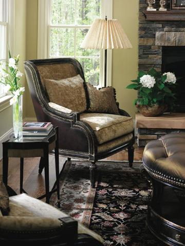 Marge Carson - Emperador Lounge Chair - EM41