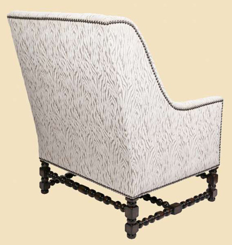 Marge Carson - Gibson Lounge Chair - GB41