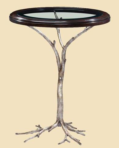 Marge Carson - Bonsai Chairside Table - BON30