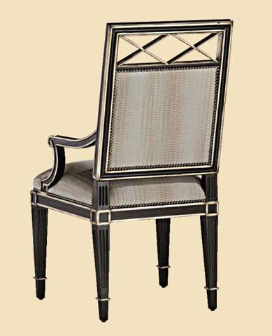 Marge Carson - Ionia Arm Chair - ION66