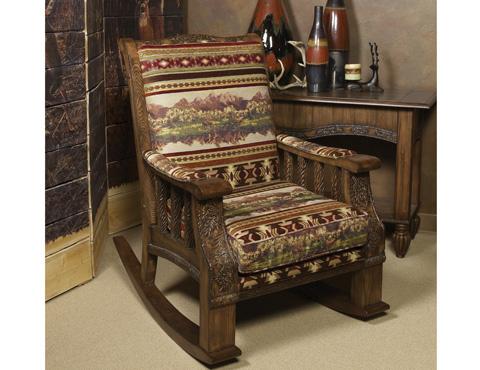 Marshfield Furniture - Rocker Chair - 2374-21