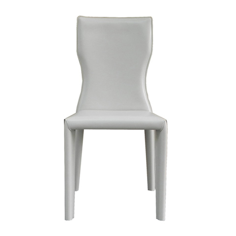 Maria Yee - Merced Mermaid Leather Chair - 260-108133