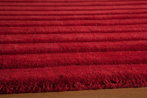 Momeni - Metro Rug in Red - MT-23 RED