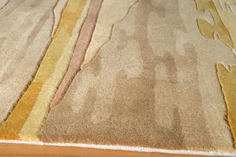 Momeni - New Wave Rug in Sand - NW-013 GABBEH SAND