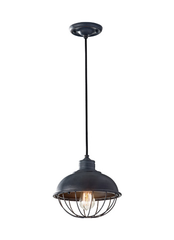 Feiss - One-Light Pendant - P1242AF