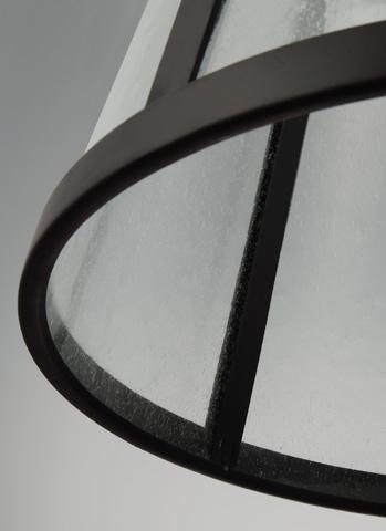 Feiss - One - Light Harrow Pendant - P1289ORB