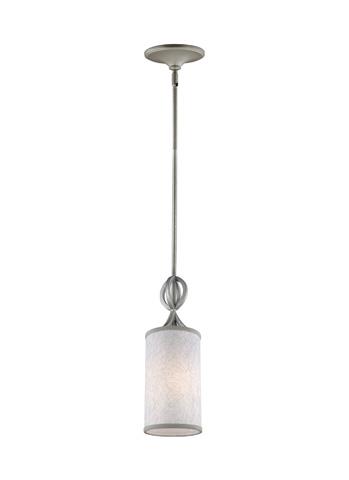 Feiss - One - Light Mini-Pendant - P1345SL