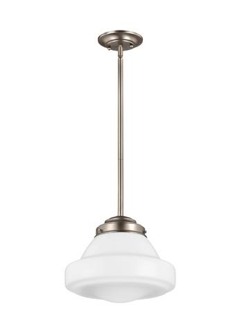 Feiss - One - Light Pendant - P1379SN