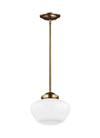 Feiss - One - Light Pendant - P1383AGB