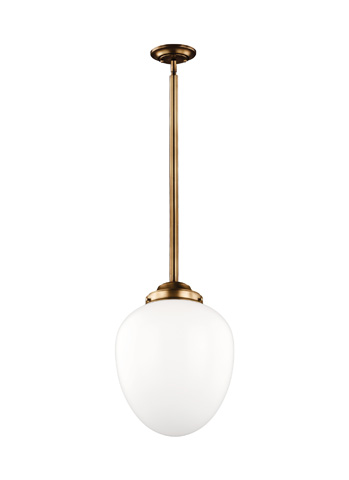 Feiss - One - Light Pendant - P1402AGB