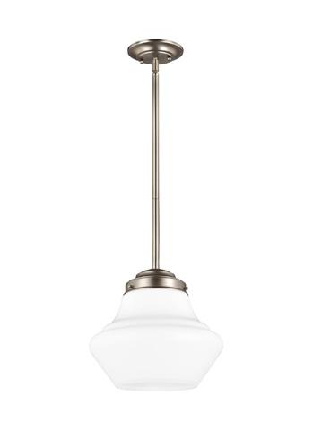Feiss - One - Light Pendant - P1406SN