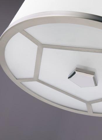 Feiss - Two - Light Semi-Flush Mount - SF318SN/PN