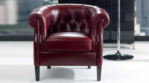 Natuzzi Italia - Queen Chair - 1625128