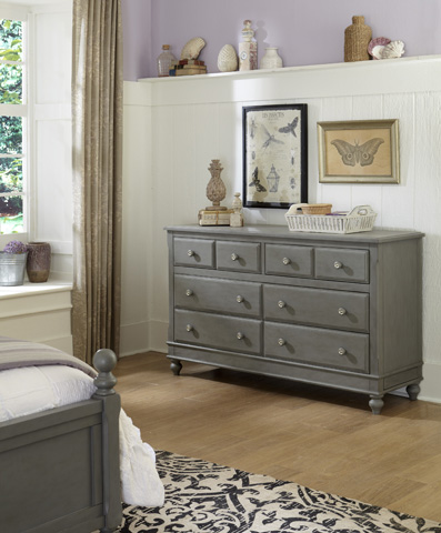 NE Kids - Eight Drawer Dresser - 2500