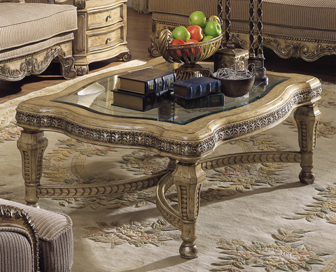 Orleans International - Parma Coffee Table - 729-007