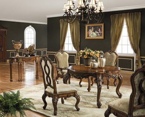 Orleans International - Palazzo Dining Table - 7902-001L