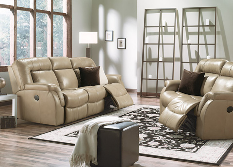 Palliser Furniture - Power Reclining Sofa - 41044-61