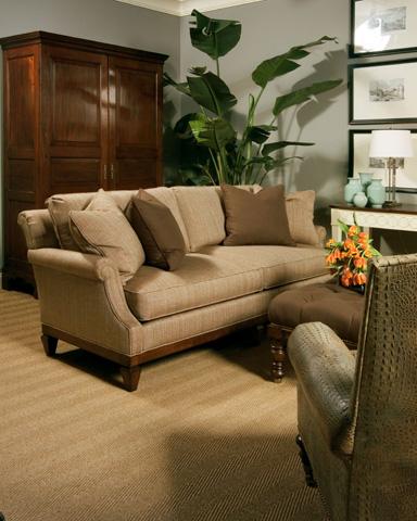 Pearson - Two Cushion Rolled Arm Sofa - 2327-20
