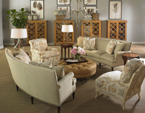 Pearson - Tailored Club Chair - 810-00