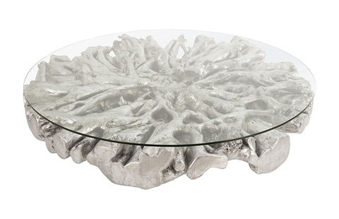 Phillips Collection - Round Root Coffee Table - PH67092