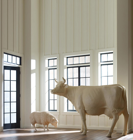 Phillips Collection - Life Size Cow - PH57423