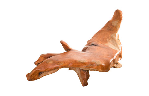 Phillips Collection - Mahoni Wood Sculpture - ID76999