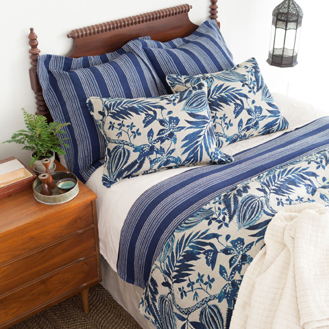 Pine Cone Hill, Inc. - Antigua Linen Sham-Standard - ATLSHS