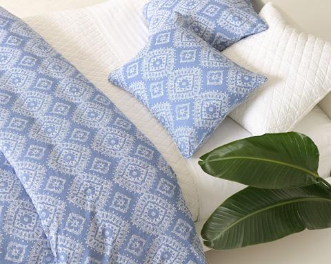 Pine Cone Hill, Inc. - Silken Solid Sheet Set in Queen - SISOWQ