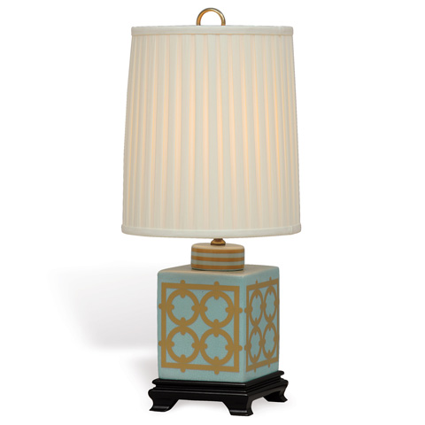 Port 68 - Viceroy Mini Lamp in Turquoise - LPAS-092-06