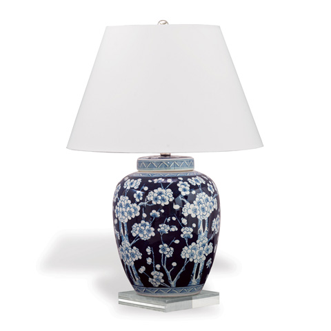 Port 68 - Sakura Ginger Lamp - LPAS-032-05