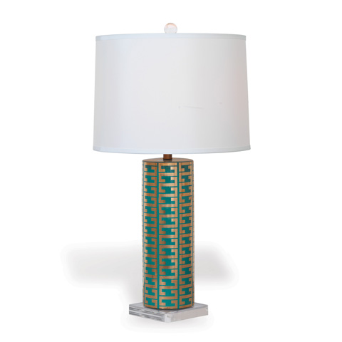 Port 68 - Cameron Peacock Lamp - LPAS-231-02
