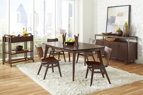 Pulaski - Modern Harmony Side Chair - 403260