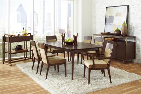 Pulaski - Modern Harmony Large Arm Chair - 403271