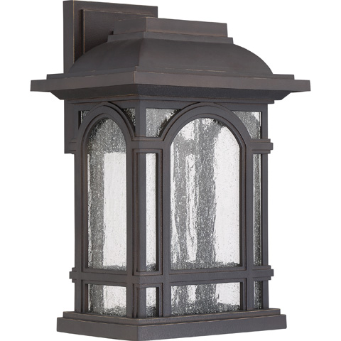 Quoizel - Cathedral LED Outdoor Lantern - CATL8409PN