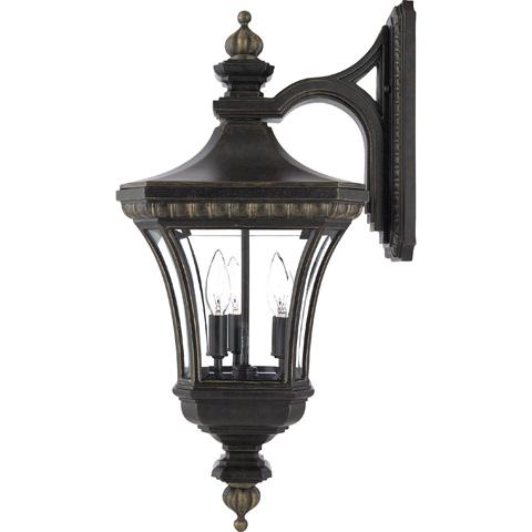 Quoizel - Devon Outdoor Lantern - DE8961IB