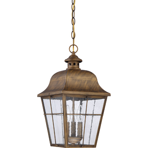 Quoizel - Millhouse Outdoor Lantern - MHE1910VN