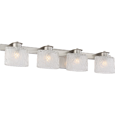 Quoizel - Platinum Collection Seaview Bath Light - PCSW8604BN