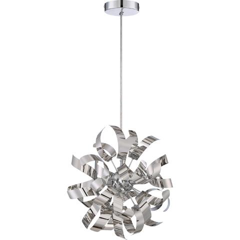 Quoizel - Ribbons Mini Pendant - RBN1512C
