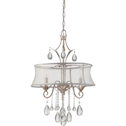 Quoizel - Silhouette Chandelier - SLT5303IF