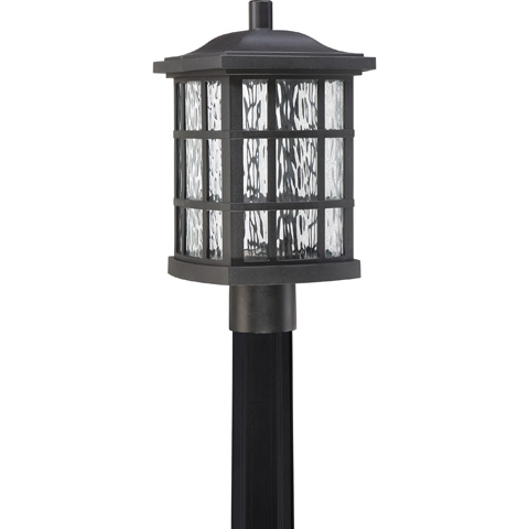 Quoizel - Stonington LED Outdoor Lantern - SNNL9009K